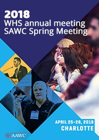 WHS annual meeting / SAWC Spring meeting