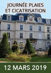8ème journée Plaies et Cicatrisation Hôpital Sainte-Périne AP-HP